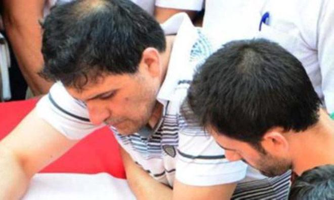"""Şehit Ailesine """"FETÖ"""" Tutuklaması"""