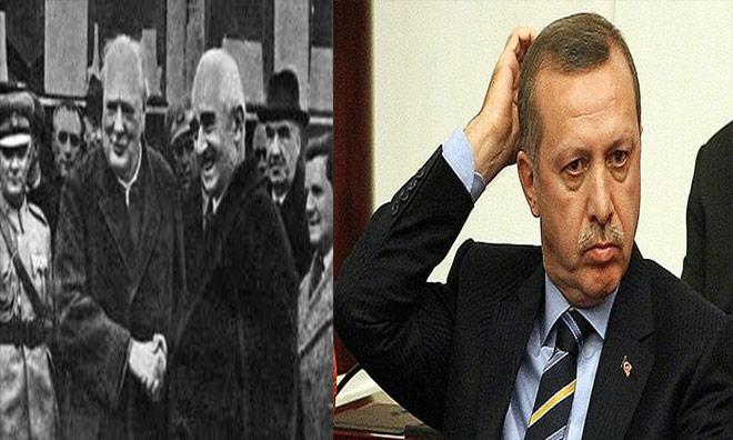 1 Lozan 2 Erdoğan