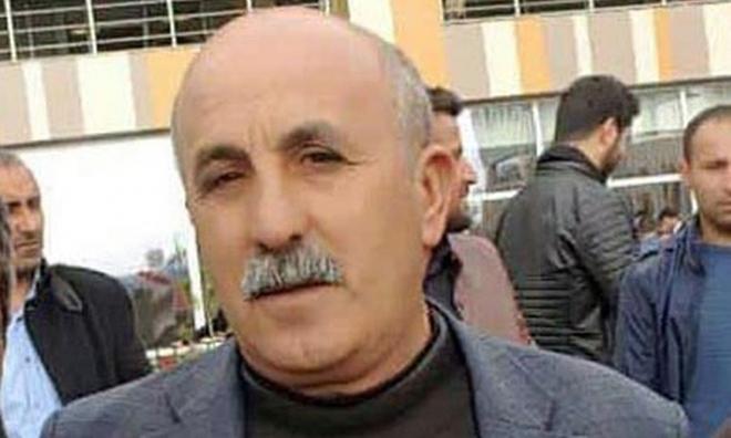 AKP'li Yöneticiye Evinin Önünde İnfaz
