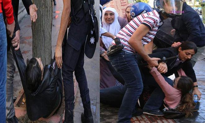 Diyarbakır'da Abluka