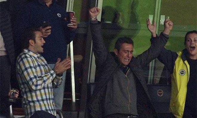 Fenerbahçe Attı Ali Koç Coştu