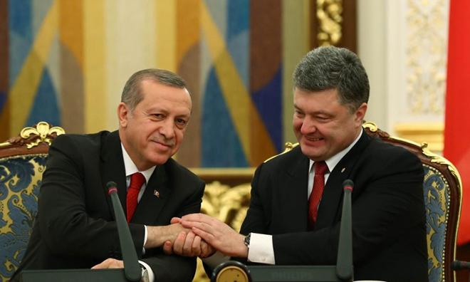 Şimdi de Ukrayna Krizi Kapıda