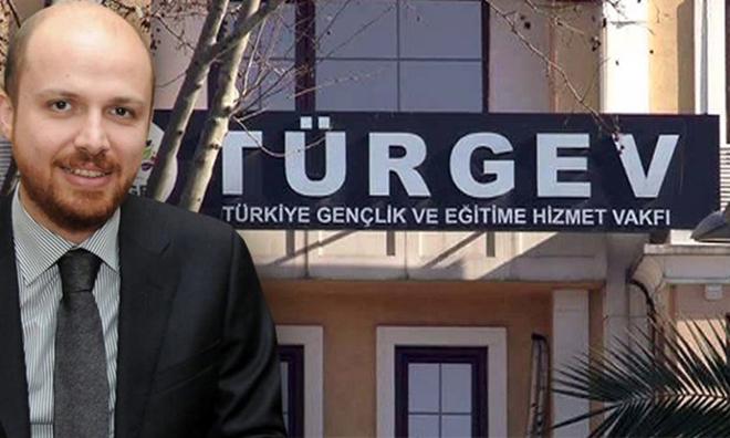 TÜRGEV'in Otoparkı Okuldan Kıymetli