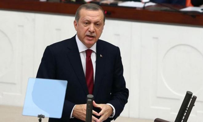 Erdoğan Öyle Söyledi
