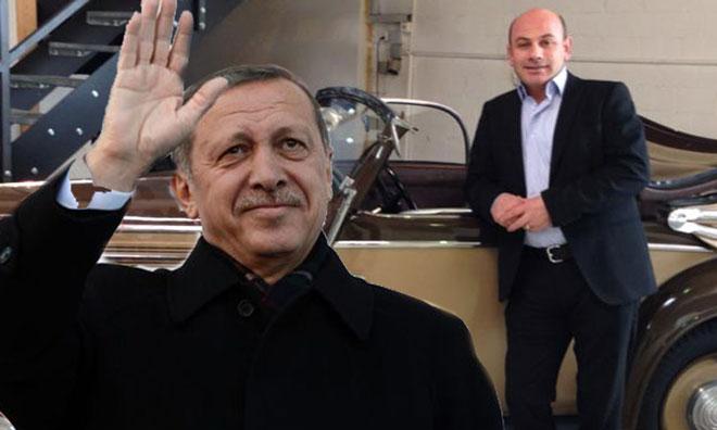 Bin Euroya Erdoğan'la Tanışma Çarkı