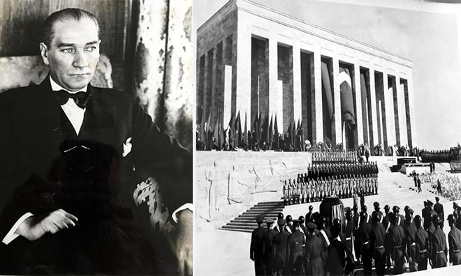 TSK Atatürk Arşivini Açtı