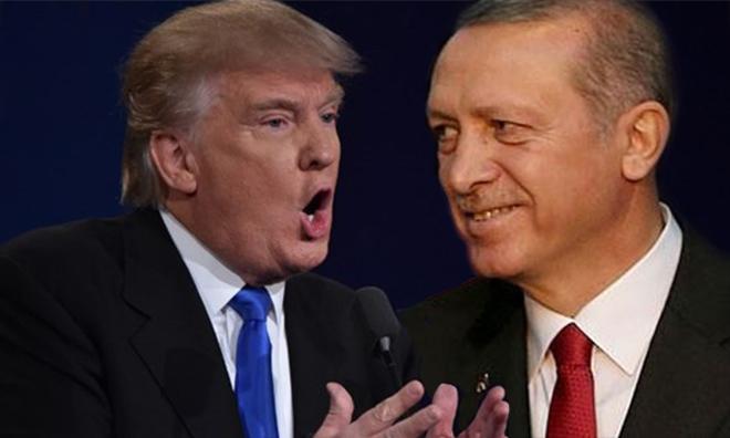 Erdoğan'ın Trump Sevdası
