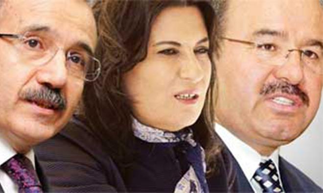 Erdoğan'ın Hedefindeki 3 Bakan