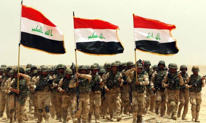 """""""Irak Ordusu Musul'a Girdi"""""""