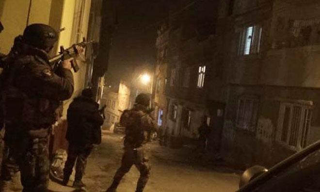 """""""IŞİD'liye Suikast Yapacak PKK'lıları Yakaladık"""""""