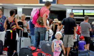 Rus Turist Sayısı Yüzde 85 Düştü