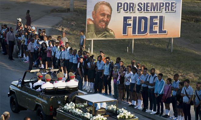 Küba'da Fidel Castro Yasağı
