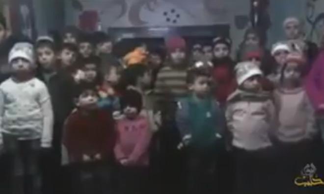 Halepli Çocuklar: Kurtarın Bizi