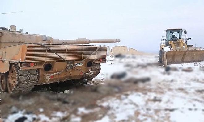 IŞİD Türk Tanklarını Ele Geçirdi İddiası