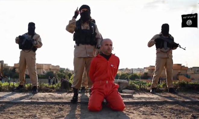 IŞİD İnfazları Kurgu Mu?