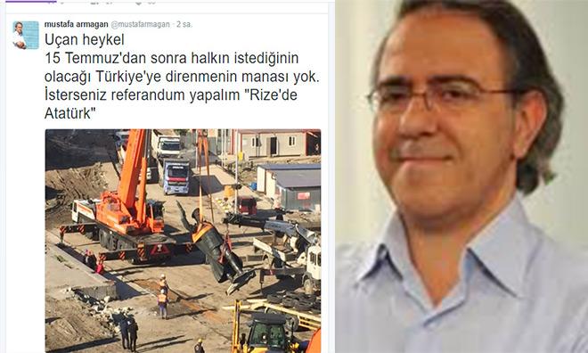 Atatürk Düşmanı Yandaş Skandalı