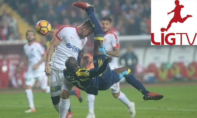 Fenerbahçe Taraftarının Lig Tv Öfkesi