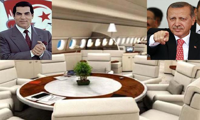 Diktatörün Uçağı Soruldu