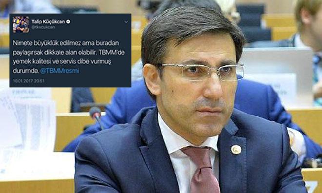 Türkiye Geleceğini Tartışırken AKP'li Vekilin Derdi Boğazı