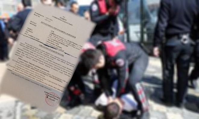 KHK Devleti: Polis Döver de Sever de