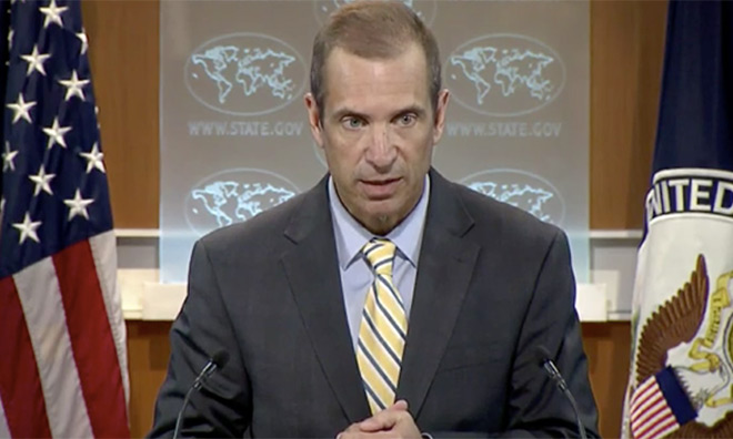 ABD: Suriye'de PYD Masada Yer Almalı