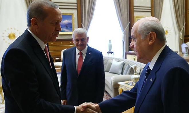 """""""Bahçeli Başkan Yardımcısı, 5 MHP'li Bakan Olacak"""""""