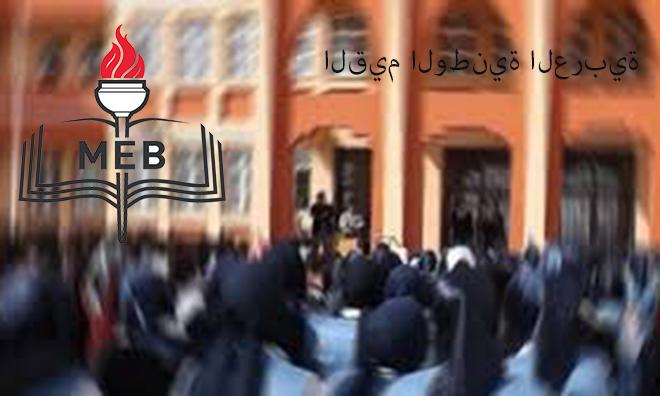 MEB'de Arapça Seferberliği