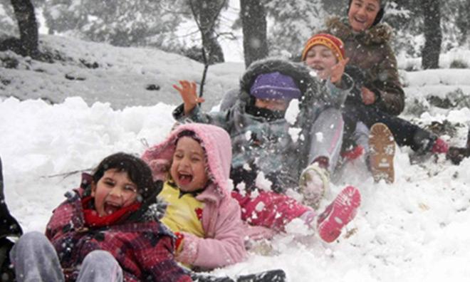 Kar Tatili Uzadı