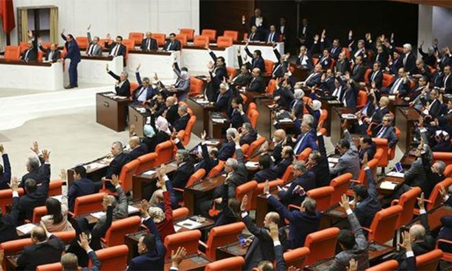 Meclis'in Tek Adamlık Mesaisi