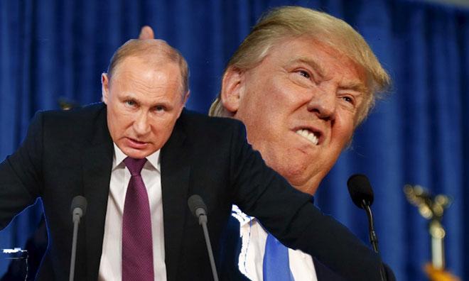 """Putin'deTrump'ın Seks Kaseti Var"""