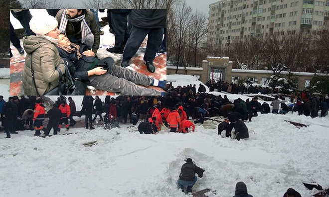 Cenaze Namazında Facia!