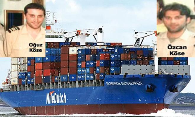 Türk Gemisine Operasyon