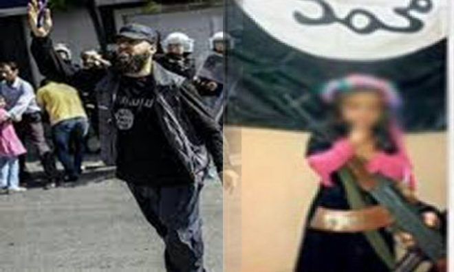 """""""IŞİD İstanbul'da Çocuklara Şeriat Eğitimi Veriyor"""""""