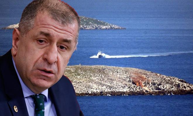 """""""Birileri Ege'de Referandum Çalışması Yapıyor"""""""