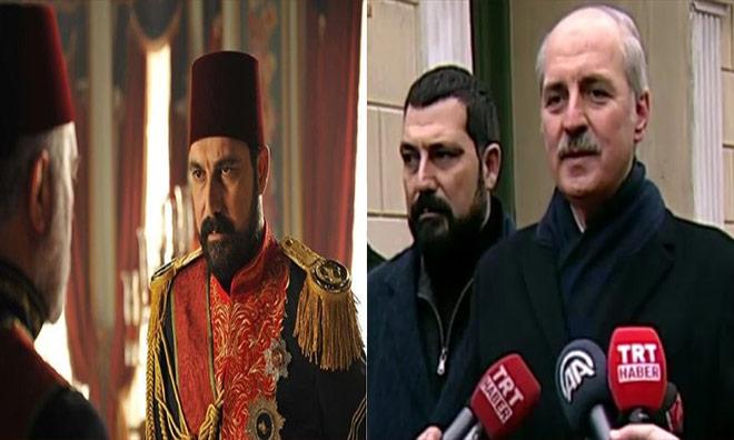 """""""Filinta""""dan Abdülhamid'e Rant Payitahtı"""