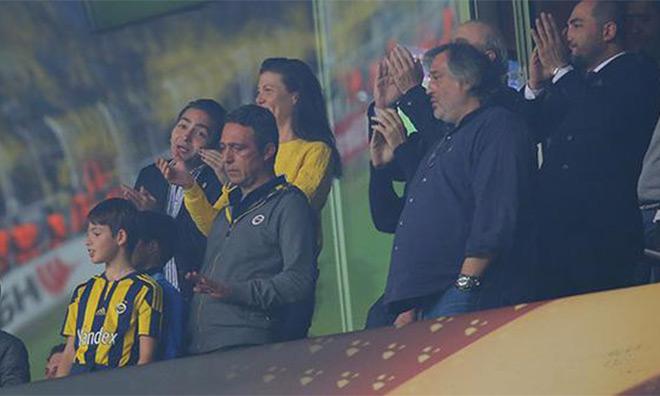 """Ali Koç Başkan Fenerbahçe Şampiyon"""