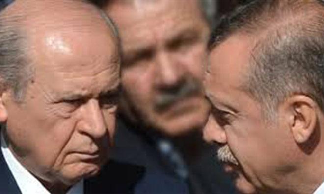 """Bahçeli """"Erdoğan'ı Tercih Ederiz"""""""