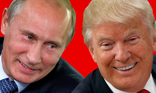 """""""Putin Suçlu da ABD Masum mu?"""""""