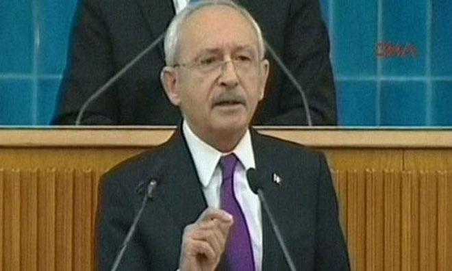 CHP Anayasa Mahkemesi'ne Gitmiyor