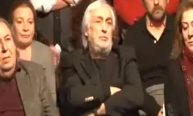 """""""Alevlerin Arasında Atatürk Silüetini Çok İyi Göreceksiniz"""""""