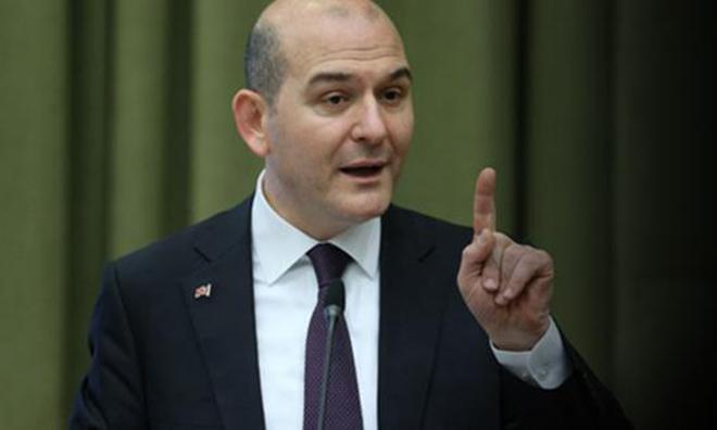 Bakanın Terör Tarfifi: Patlama – Çatlama