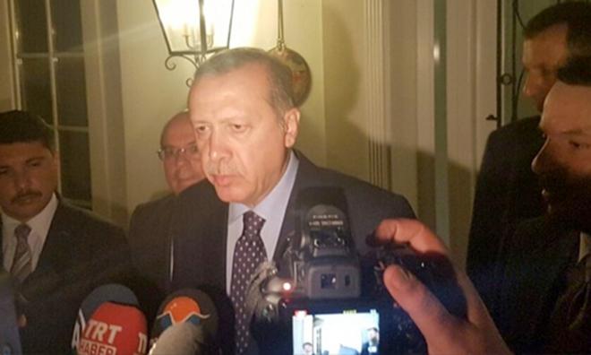 Koruma Erdoğan'a Neden Haber Vermedi?