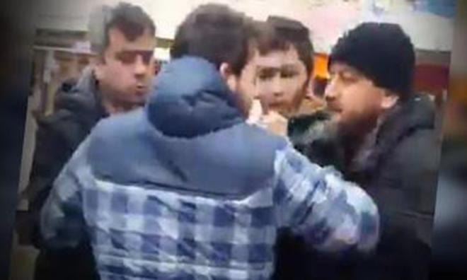 Erdoğan Geliyor Gözaltısı