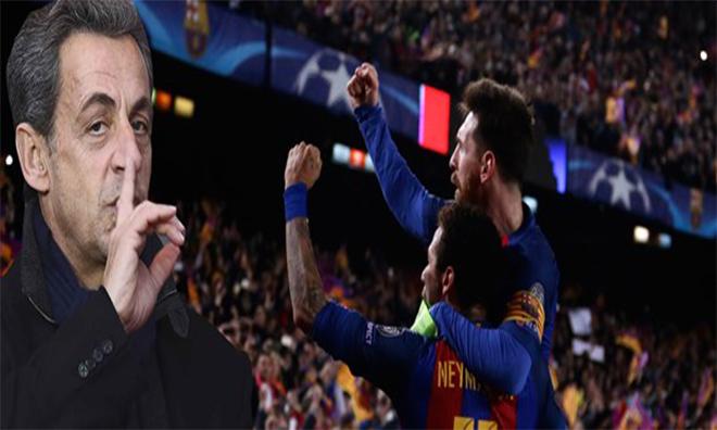 Barcelona Maçında Skandal!
