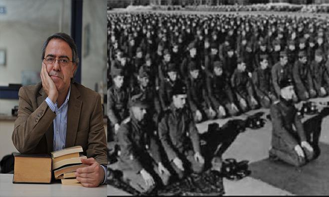 Nazilere Çanakkale'de Namaz Kıldırdı