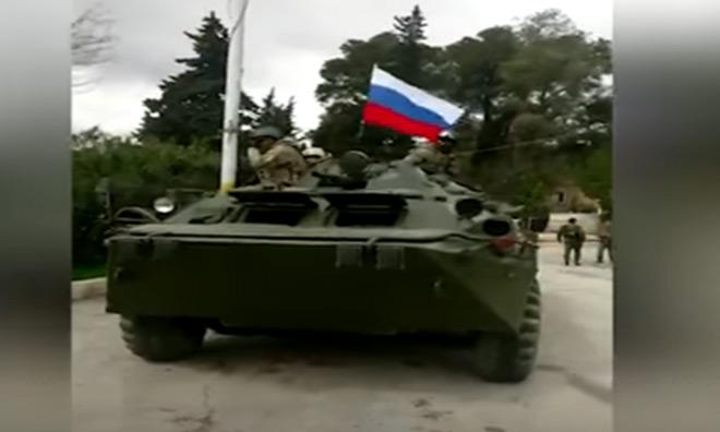 Rusya Fırat Kalkanı'nı Bitirdi Mi?