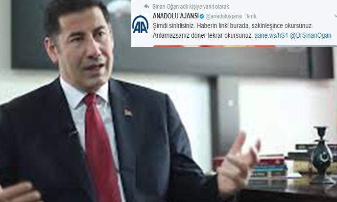 Troll Anadolu Ajansı