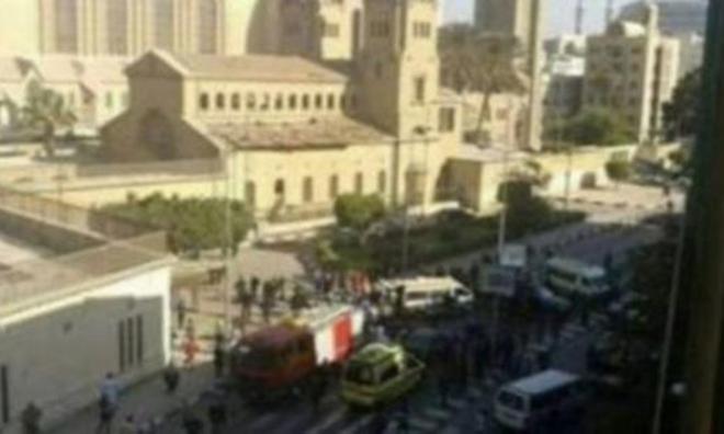 Mısır'da Terör!