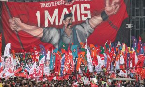 1 Mayıs'ta Taksim Yine Yasak