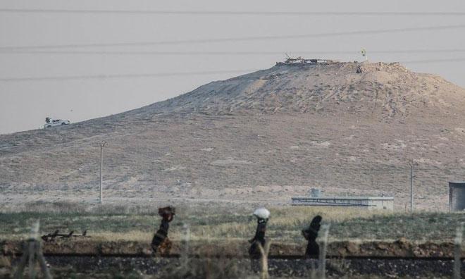 YPG ile TSK Arasında Şiddetli Çatışma!